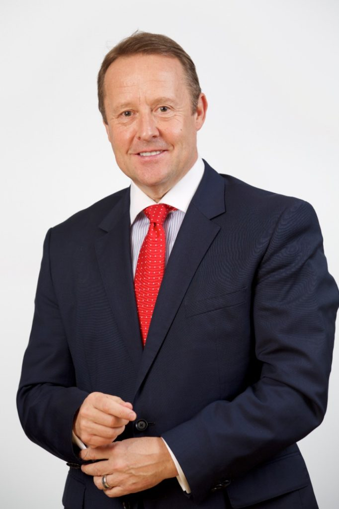 Tony Burke, Managing Director of Avonside Group Services