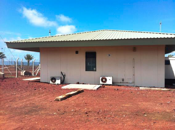 Ascension Islands, Ministry of Defence project