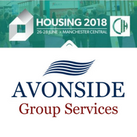 Avonside Group Services and Chartered Institute of Housing logos