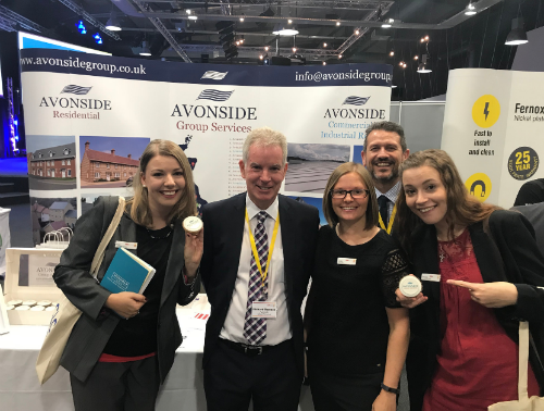 Avonside at EEM Supply Chain Showcase 2018