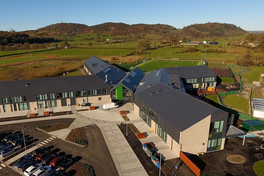 The Dalbeattie Learning Campus