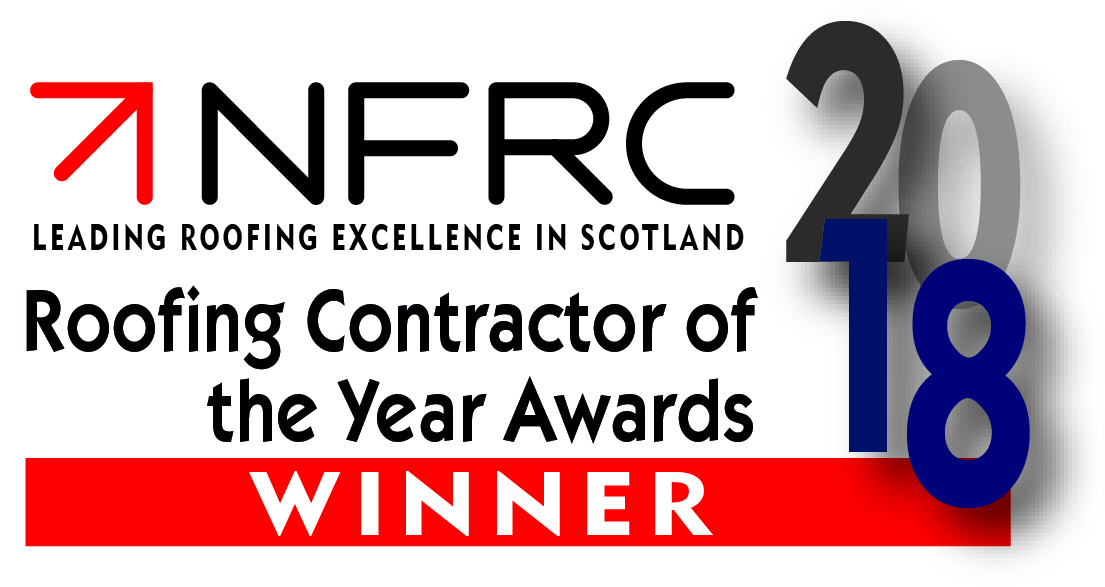 NFRC Roofing Contractor of the Year Awards Winner