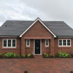 Avonside Worcester roofing project for Elan Homes Walcot Meadow site
