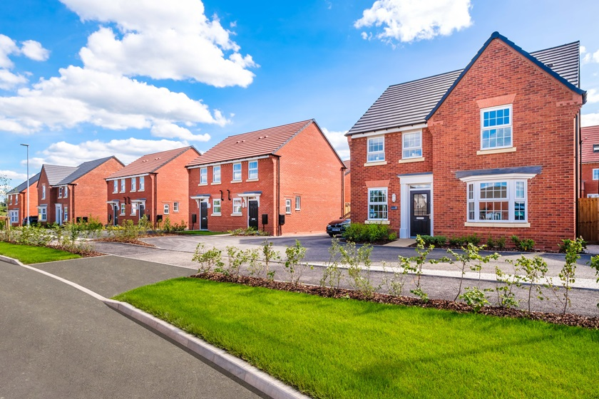 NHBC awards 2019, Hallam Park site David Wilson Homes