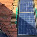Lilac Court Solar PV Install by Avonside Renewables
