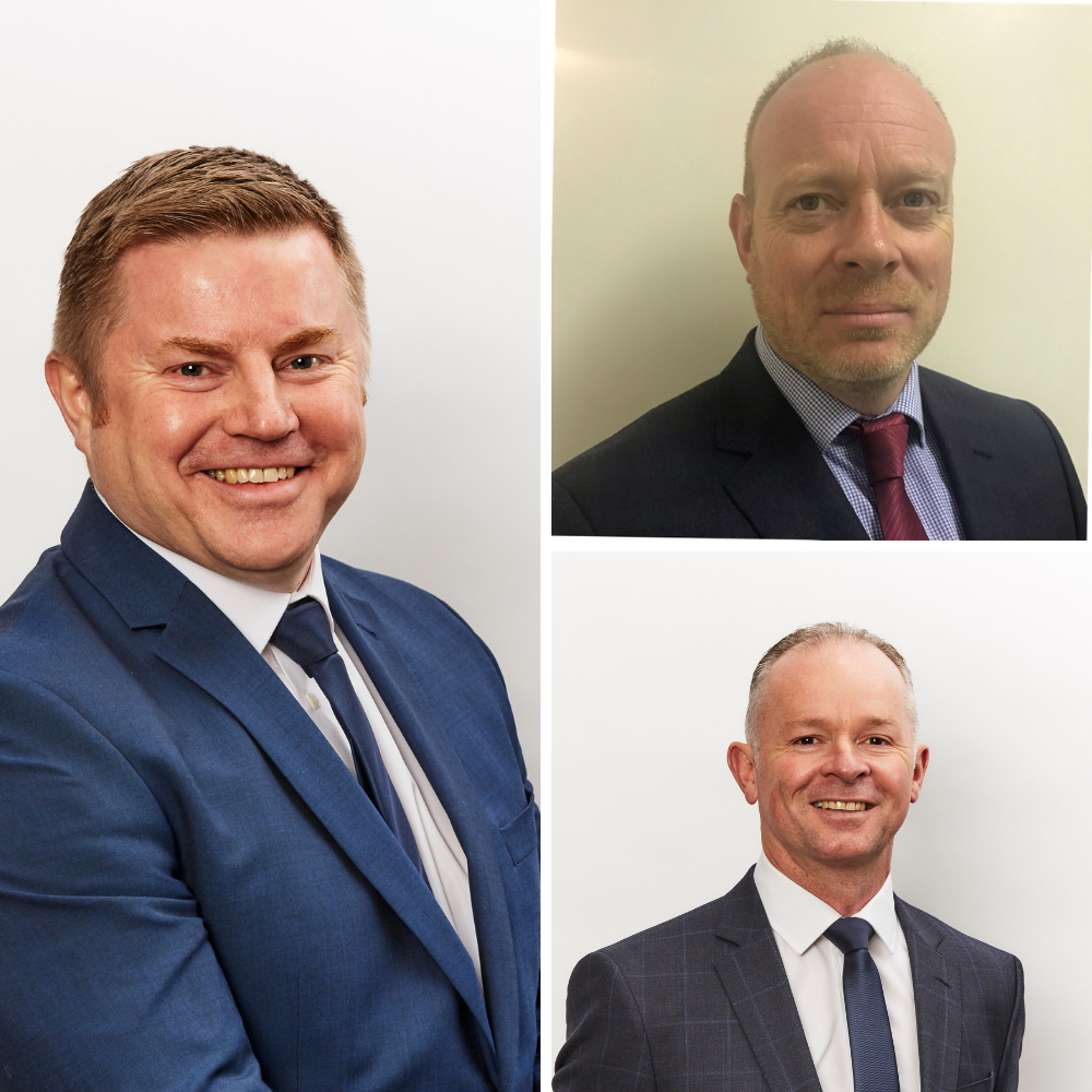Avonside Group Makes Changes to Board Line Up To Facilitate Business Growth Plans. Simon Smith, Adam Pearson, Chris Firth