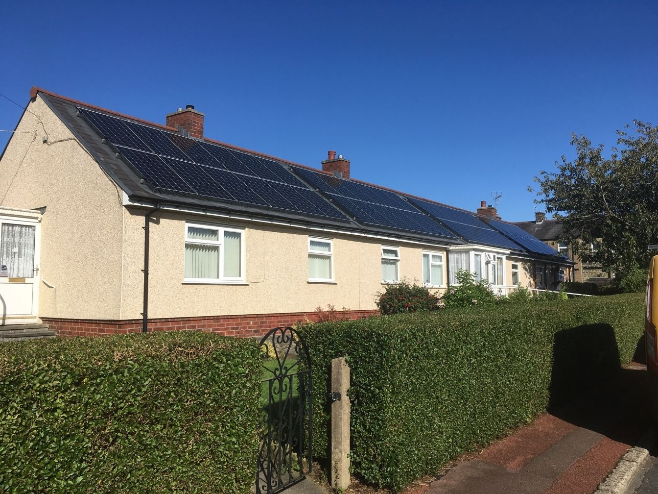 Avonside Renewables and Together Housing's Solar PV & Storage Pilot Project
