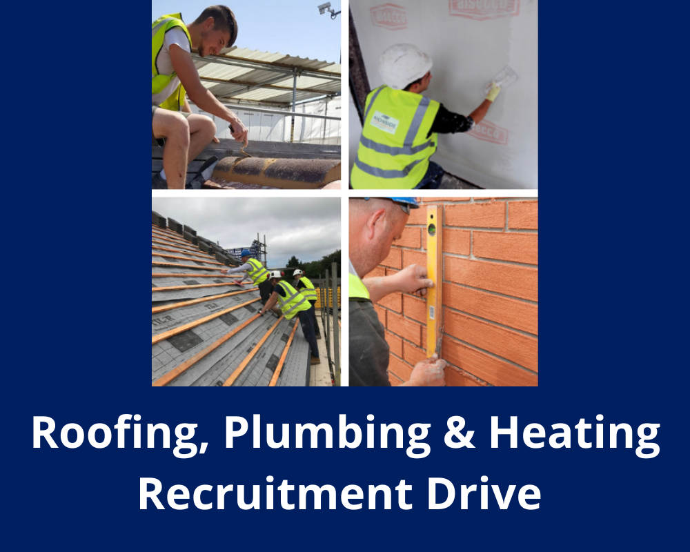 Avonside Group's Plumbing & Heating and Roofing Recruitment Drive