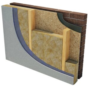 External Timber Frame Wall Insulation