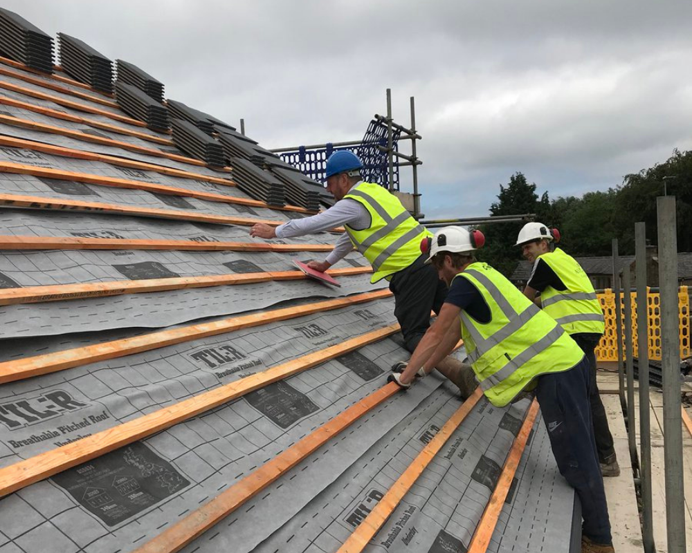 Avonside Group secure Sheffield City Council housing reroofing deal