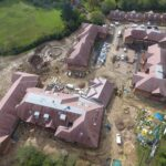 Gradwell Park residential care village for Bracknell Roofing South East (part of Avonside Group) client Lawrence Baker Ltd